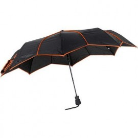 Parapluie pliable palmier design orange