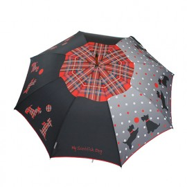 Parapluie femme my scottish dog