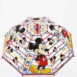 Parapluie cloche transparent Mickey édition Noel 2017