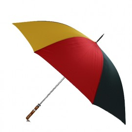Grand parapluie de golf multicolore