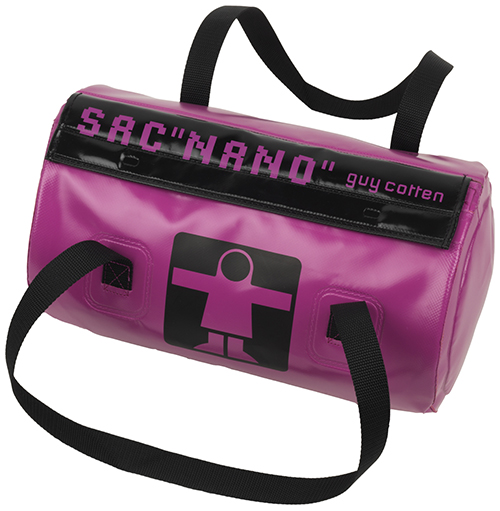 Sac Nano fuchsia Guy Cotten
