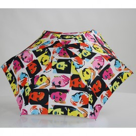 Mini parapluie pliant pop up