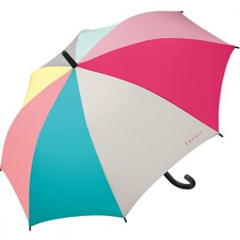 Parapluie long Esprit multicolore
