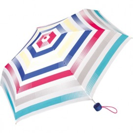 Mini parapluie pliant Esprit summer stripes