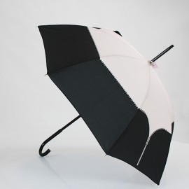 Parapluie de luxe zip rose Chantal Thomass