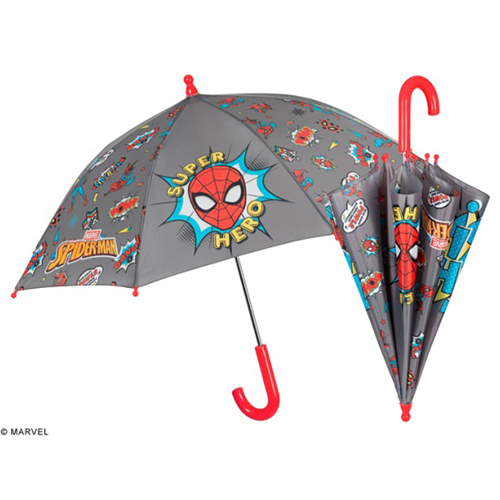 Petit parapluie Spiderman Edition Noel 2020