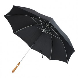 Grand parapluie de golf noir